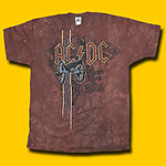 AC/DC Chain Reaction Rock T-Shirt