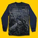 Black Sabbath Iron Man Long Sleeve T-Shirt