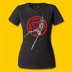 Black Widow Girls Crew Marvel T-Shirt