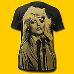 Blondie Debbie Harry Black T-Shirt