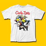 Circle Jerks Thrashers Punk Rock T-Shirt