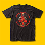 Deadpool Crossed T-Shirt