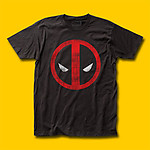Deadpool Distressed Logo T-Shirt