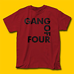 Gang of Four Logo T-Shirt