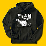 John Bonham Hooded Sweatshirt