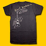 Kurt Cobain Left Handed T-Shirt