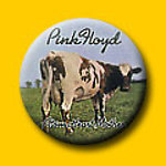Pink Floyd Atom Heart Mother 1 Inch Button