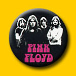 Pink Floyd Group 1 Inch Button