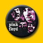 Pink Floyd A Saucerful Of Secrets 1 Inch Button