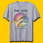 Pink Floyd Classic Rock T-Shirts - Wish You Were Here T-Shirt
