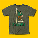 Sandman Marvel Comics T-Shirt