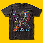 Thor: Ragnarok Battle Black T-Shirt