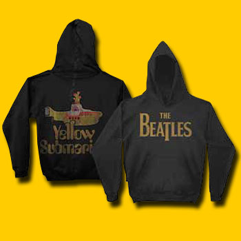 The Beatles Hooded Sweatshirt