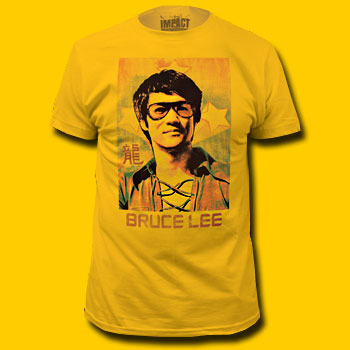 Bruce Lee Portret T-Shirt