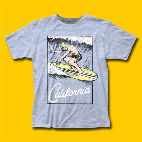 California Surf's Up T-Shirt