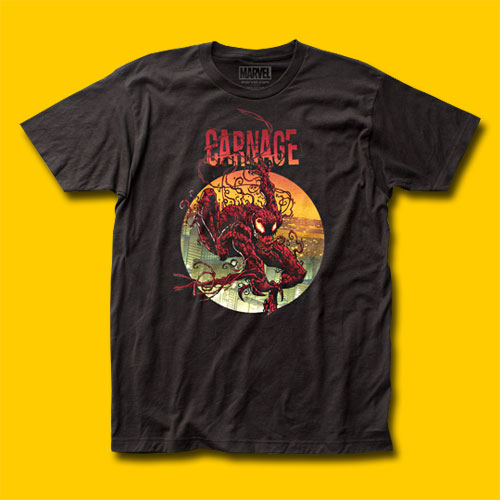 Carnage Climbing Out T-Shirt