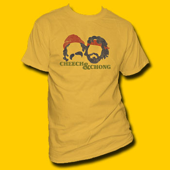 Cheech & Chong Silhouettes T-Shirt