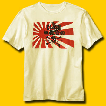 The Clash Kamikaze T-Shirt