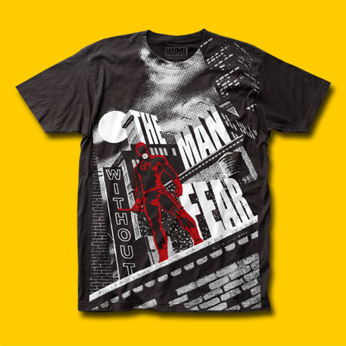 Daredevil Without Fear T-Shirt