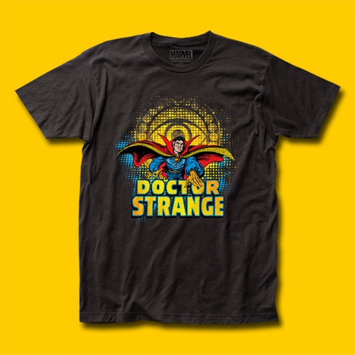 Dr. Strange Eye of Agamotto T-Shirt