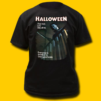 Halloween Mike Myers T-Shirt