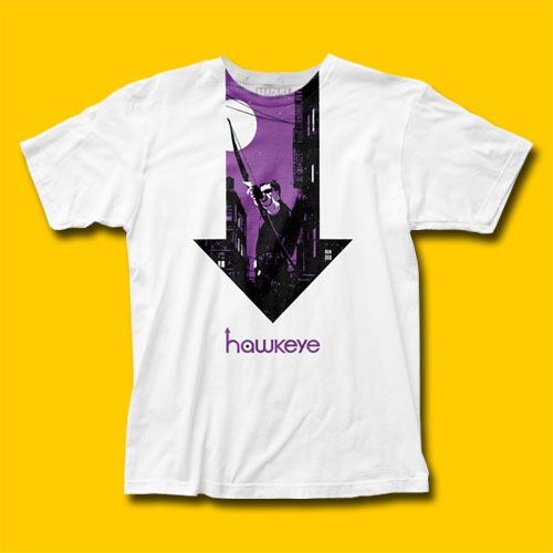 Hawkeye Arrow T-Shirt