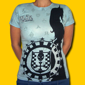 Mar Queen Juniors Tee