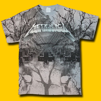 Metallica Puppet Strings T-Shirt