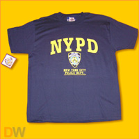 Officially Licensed NYPD Blue T-Shirt