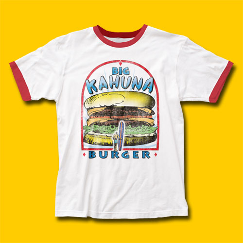 Pulp Fiction Big Kahuna Burger Ringer