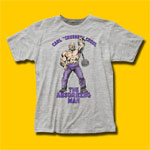 Absorbing Man, The Heather Grey T-Shirt
