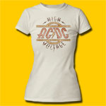 AC/DC High Voltage Girls Rock T-Shirt