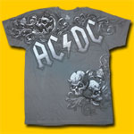 AC/DC Night Prowler Rock T-Shirt