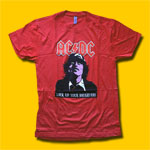 AC/DC Lock Up Your Daughters T-Shirt