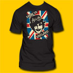 Adicts Made In England T-Shirt