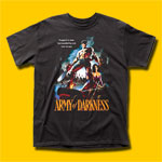 Army of Darkness Trapped in Time Movie T-Shirt