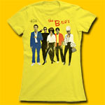 The B-52's Yellow Girls Tee