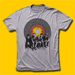 The Band Up On Cripple Creek Rock T-Shirt