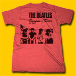 The Beatles Day Tripper Lightweight T-Shirt