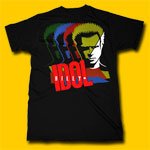 Billy Idol In The Shadow T-Shirt