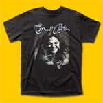 Tommy Bolin Teaser Classic Rock Black T-Shirt