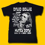 David Bowie Hunky Dory T-Shirt