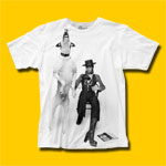 David Bowie Diamond Dog Rock T-Shirt