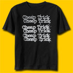 Cheap Trick Logo T-Shirt