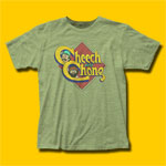 Cheech & Chong Logo Movie T-Shirt