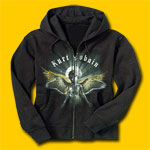 Kurt Cobain Hooded Sweatshirt