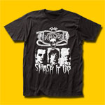 The Damned Smash It Up Punk Rock T-Shirt