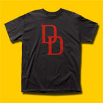 Daredevil Red Logo T-Shirt