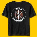 Dead Kennedys Logo Rock T-Shirt