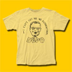Devo No Satisfaction T-Shirt